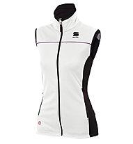 Sportful Squandra GORE-WINDSTOPPER Langlaufweste für Damen, White