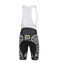 Sportful Bodyfit Classic Tinkoff Saxo 2016, Training Camp Träger-Radhose, Black/White
