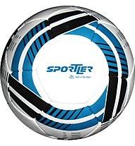Sportler Pallone Calcio Sportler, Black/Blue