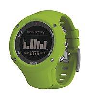 Suunto Ambit3 Run (HR) - Orologio GPS, Lime