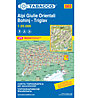 Tabacco Carta N. 065: Alpi Giulie Orientali Bohinj - Triglav, 1:25.000