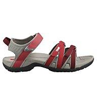 Teva Tirra Sandale Damen, Red