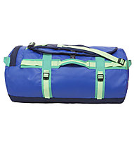 The North Face Base Camp Duffel M - borsone, Honor Blue/Blarney Green