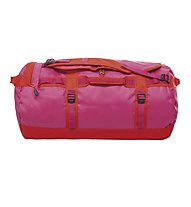 The North Face Base Camp Duffel M - borsone, Fuchsia Pink/Fiery Red