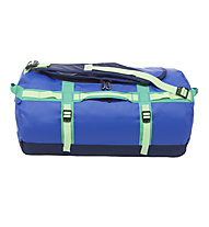 The North Face Base Camp Duffel S (2016) - borsone, Honor Blue/Blarney Green