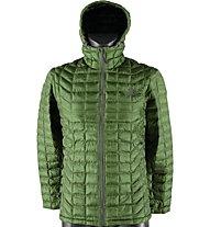 The North Face Thermoball giacca con cappuccio, Scallion Green