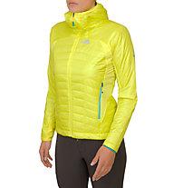 The North Face DNP giacca con cappuccio donna, Energy Yellow