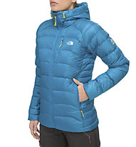 The North Face Women's Hooded Elysium Jacket, Brilliant Blue