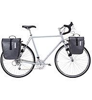 Thule Pack'n Pedal Shield Pannier Large Fahrradtasche, Blue