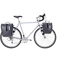 Thule Shield Pannier L - borsa per bici, Blue