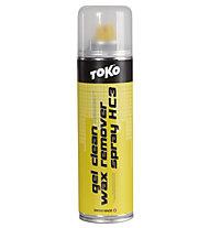 Toko Gel Clean Spray HC3 - Waxentfernergel, Yellow