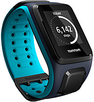 Tom Tom Runner 2 Cardio+Music - orologio GPS, Blue