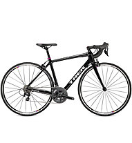 Trek Emonda S 5 WSD, Black Pearl/Crystal White/Flaming Rose