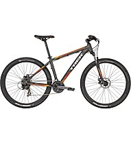 Trek Marlin 5 (2016), Matte Dnister Black/Rhymes with Orange