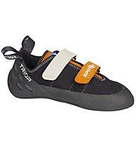 Triop Orca Velcro - scarpa arrampicata, Black/Orange