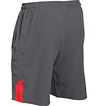 Under Armour Exclusive HG Loose Fit Short Herren, Grey/Red