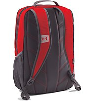 Under Armour Hustle Backpack LDWR Zaino, Red