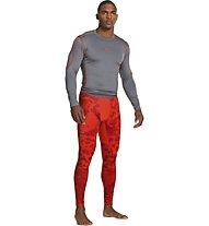 Under Armour UA ColdGear Infrared Scent Control Evo Leggings, Volcano/Graphite