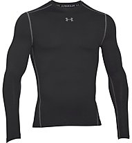 Under Armour UA ColdGear Armour Kompressionsshirt Herren, Black