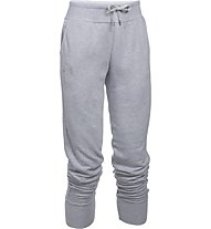 Under Armour Favorite French Terry Jogginghose Damen, Grey