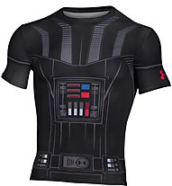 Under Armour Vader Star Wars T-shirt palestra, Black