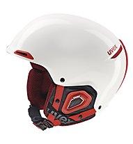 Uvex Jakk+, White/Red