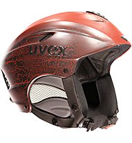 Uvex X-Ride Motion Leather, Burgundy/Brown
