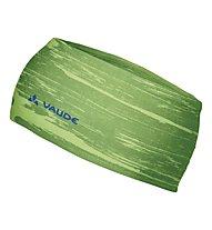 Vaude Cassons Headband Fascia Paraorecchie Scialpinismo, Green