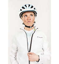 Vaude Women's Air Jacket II Giacca a vento ciclismo donna, White