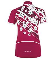 Vaude Women's Florica Tricot Maglia ciclismo Donna, Grenadine