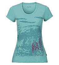 Vaude Gleann Shirt III Damen, Icewater