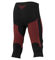 X-Bionic Ski Touring Pants Medium, Stone/Red