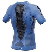 X-Bionic Twyce Running Shirt - Herrenlaufshirt, Blue/Black
