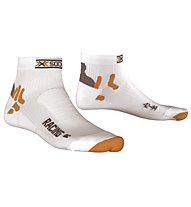 X-Socks Bike Racing, White