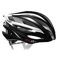 Zero Rh+ ZW Bike Helmet, Black/White