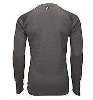 Zoot Microlite+ LS Shirt M, Black/Grey