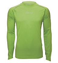 Zoot Microlite+ LS Shirt M, Green Flash Heather