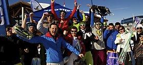 Sportler Freeride Event ein voller Erfolg